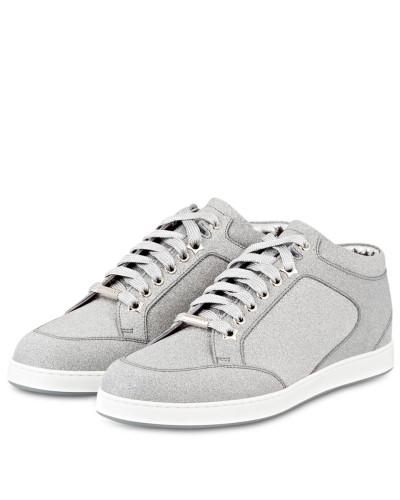 Sneaker MIAMI - SILBER METALLIC