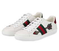 Sneaker NEW ACE - BIANCO/VRV/RED