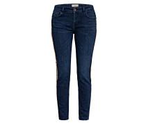 Skinny Jeans SUMNER CELEB mit Galonstrefen