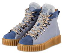 Hightop-Sneaker FENNY - HELLBLAU/ BLAU