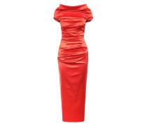 Off-Shoulder-Kleid ROSSO14