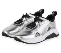 Sneaker ATOM RUNN - SILBER/ SCHWARZ