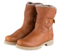 Boots FELINA IGLOO - COGNAC