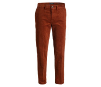 Cordhose Regular Slim Fit