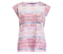 T-Shirt MYRTLE - pink/ gelb