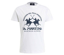 T-Shirt BARRET - weiss