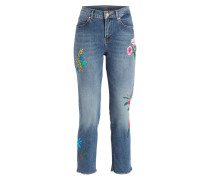 Cropped-Jeans LINDA