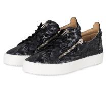 Sneaker KRISS - DUNKELGRAU/ WEISS