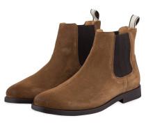 Chelsea-Boots MAX - HELLBRAUN