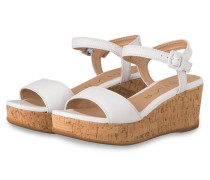 Wedges KOME - WEISS