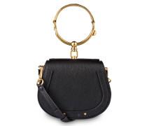 Handtasche SMALL NILE BRACELET - schwarz