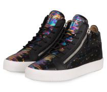 Hightop-Sneaker HOLOGRAMM