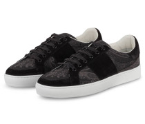 Sneaker - SCHWARZ/ GRAU