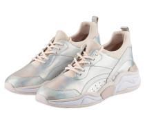 Sneaker - ROSÉ/ WEISS/ SILBER