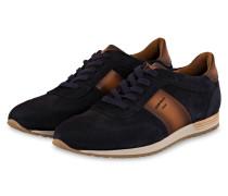 Sneaker BENNET - DUNKELBLAU/ BRAUN