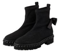 Plateau-Boots NIA - SCHWARZ