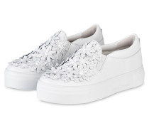 Slip-on-Sneaker BIG - WEISS