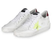 Sneaker BALL STAR - WEISS