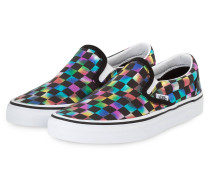 Slip-on-Sneaker IRIDESCENT CHECK CLASSIC