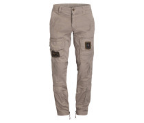 Cargohose ANTI-G Regular-Fit - beige