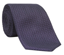 Krawatte M-LEROY in flieder/lila