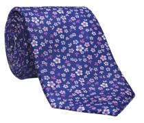 Krawatte LEROY-P in flieder/lila