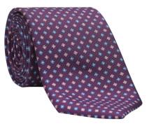 Krawatte LEROY-PF in flieder/lila