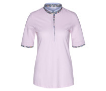 Jersey Bluse JELLY-FPB in rot/rose
