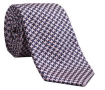 Krawatte LEROY in rot/rose