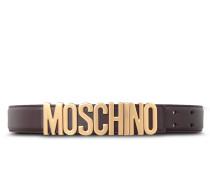 Moschino Ledergürtel
