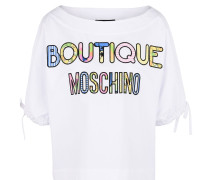 Boutique Moschino Kurzarmbluse