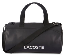 Schwarze Messenger Bag