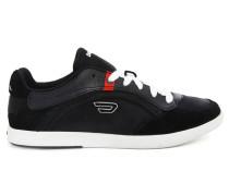 Schwarze Sneakers Strach