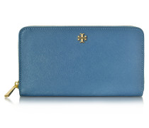 Robinson Saffiano Leather Continental Wallet
