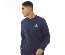 Star Chevron Gestickt Sweatshirt Navy