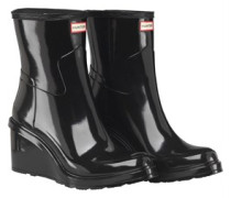 Original Refined Mid Wedge Gloss Gummistiefel