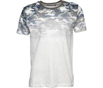 Camo Fade T-Shirt Khaki