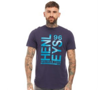 Langar T-Shirt Navy