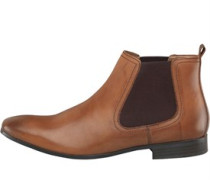 Agosto Chelsea Stiefel Hell