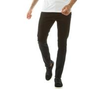Eastbourne Skinny Jeans Schwarz