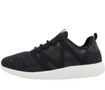 Mens Nystuen Trainers Black