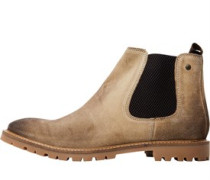 Turret Stiefel Taupe