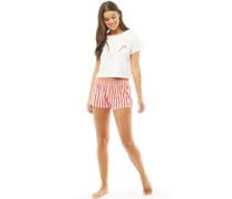 Candy Pyjama Weiß