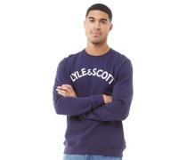L S Logo Sweatshirt Navy