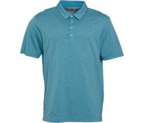 Adipure Golfpolohemd Blaugrün