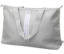 Womens NOV Shopper Bag Solid Grey