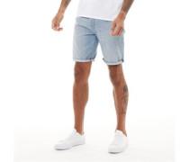 501® Hemmed Denim Shorts Verblasstes Hell