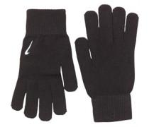 Swoosh Handschuhe Schwarz