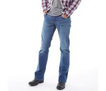 527™ Boot Cut Jeans in Slim Passform Mittel