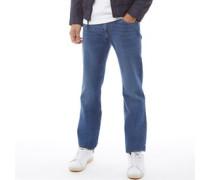 527 Bootcut Jeans Verblasstes Mittel